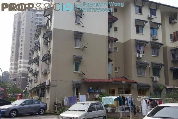 For Rent Condominium at Pandan Height, Pandan Perdana Freehold Fully Furnished 3R/2B 1.3k