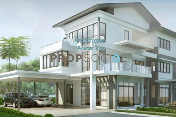 For Sale Bungalow at Grandville, UEP Subang Jaya Leasehold Semi Furnished 6R/8B 3.61m