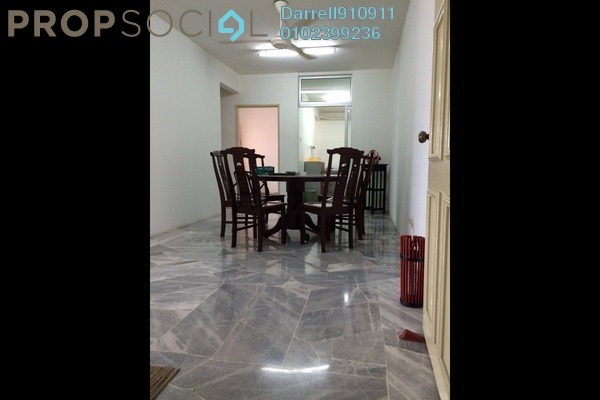 For Sale Condominium at Sri Intan 1, Jalan Ipoh Freehold Semi Furnished 3R/2B 410k