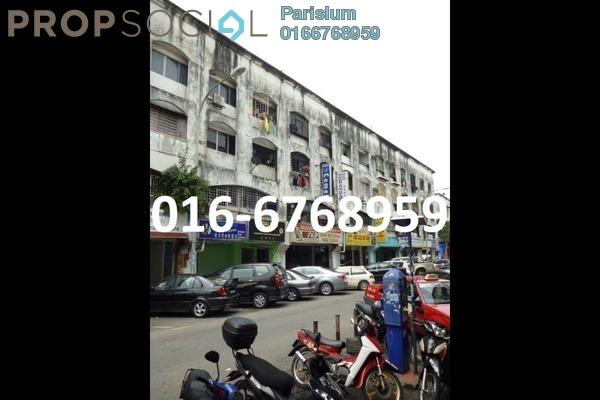 For Sale Apartment at Pandan Jaya, Pandan Indah Leasehold Unfurnished 2R/1B 185k