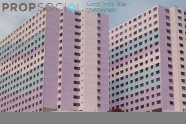 For Rent Apartment at Puncak Erskine, Tanjung Tokong Freehold Unfurnished 3R/2B 600translationmissing:en.pricing.unit