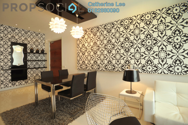 For Rent Condominium at Marc Service Residence, KLCC Freehold Fully Furnished 2R/2B 5.5k