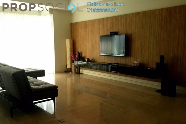 For Rent Condominium at Binjai Residency, KLCC Freehold Fully Furnished 3R/3B 12k