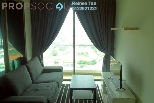 For Rent Condominium at CyberSquare, Cyberjaya Freehold Fully Furnished 2R/2B 1.8k