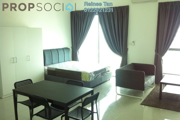 For Rent Condominium at CyberSquare, Cyberjaya Freehold Fully Furnished 1R/1B 1.2k