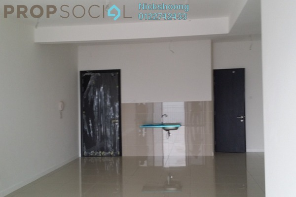 For Sale Condominium at 16 Quartz, Melawati Leasehold Semi Furnished 3R/2B 800k