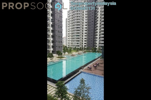 For Rent Condominium at Maisson, Ara Damansara Freehold Semi Furnished 2R/2B 1.5k