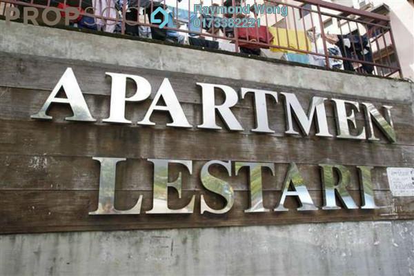 For Sale Apartment at Lestari Apartment, Damansara Damai Leasehold Unfurnished 3R/2B 120k