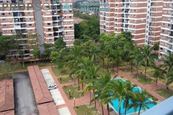 For Rent Condominium at Forest Green, Bandar Sungai Long Freehold Semi Furnished 3R/2B 1.4k