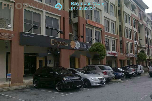 For Rent Office at Merchant Square, Tropicana Leasehold Semi Furnished 0R/2B 2.5k