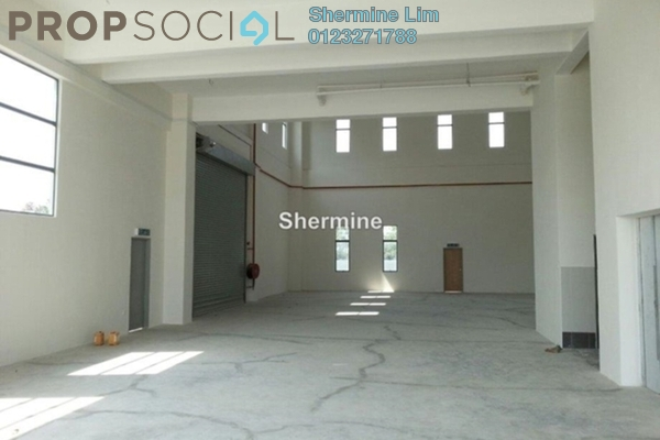 For Sale Factory at Section 15, Shah Alam Freehold Unfurnished 0R/0B 5.05m