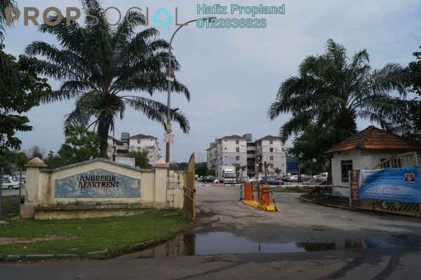 For Rent Apartment at Taman Putra Perdana, Puchong Leasehold Unfurnished 3R/2B 500translationmissing:en.pricing.unit