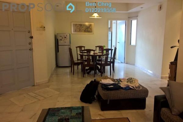 For Rent Apartment at Tiara Damansara, Petaling Jaya Freehold Fully Furnished 3R/2B 2.2k