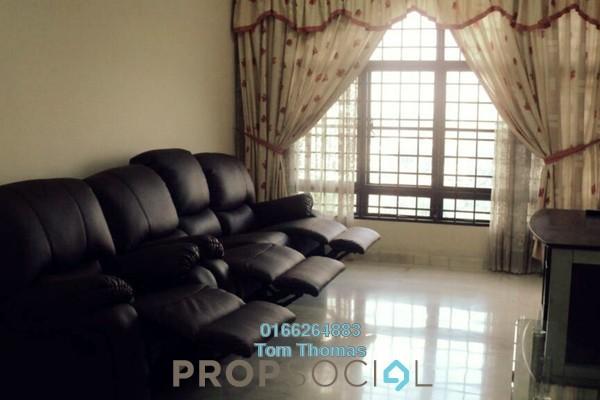 For Rent Condominium at Tiara Faber, Taman Desa Freehold Fully Furnished 3R/2B 2.1k