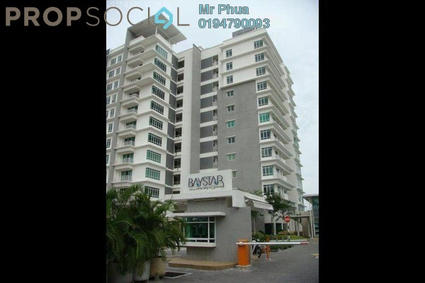 For Rent Apartment at BayStar, Bayan Indah Freehold Fully Furnished 3R/4B 7k
