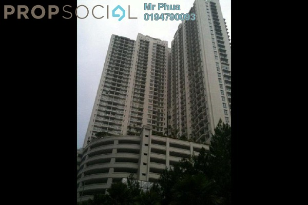 For Rent Apartment at Boulevard Condominium, Air Itam Freehold Fully Furnished 3R/3B 1.65k