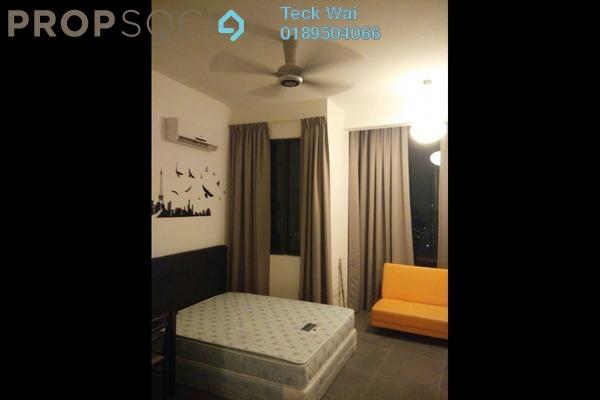 For Rent SoHo/Studio at Empire Damansara, Damansara Perdana Leasehold Fully Furnished 0R/1B 1.25k