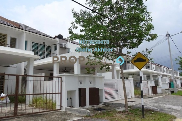 For Sale Terrace at Puncak Alam Jaya Residences, Shah Alam Leasehold Unfurnished 4R/3B 440k