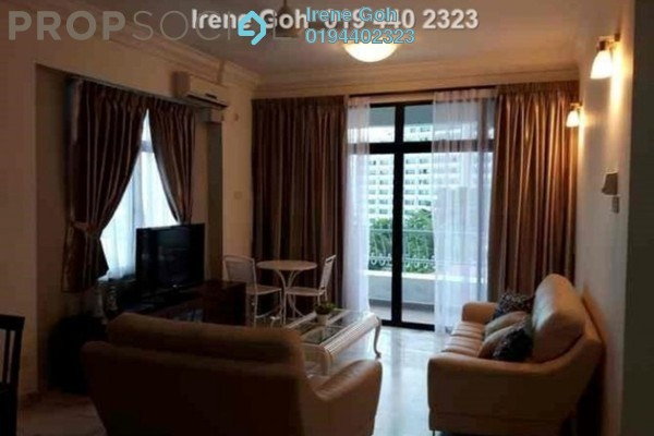 For Rent Condominium at Villa Ria, Tanjung Bungah Freehold Fully Furnished 3R/2B 3.2k