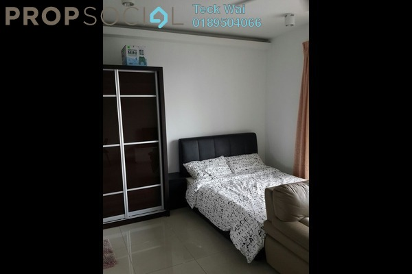For Rent SoHo/Studio at Ritze Perdana 2, Damansara Perdana Leasehold Fully Furnished 0R/1B 1.4k