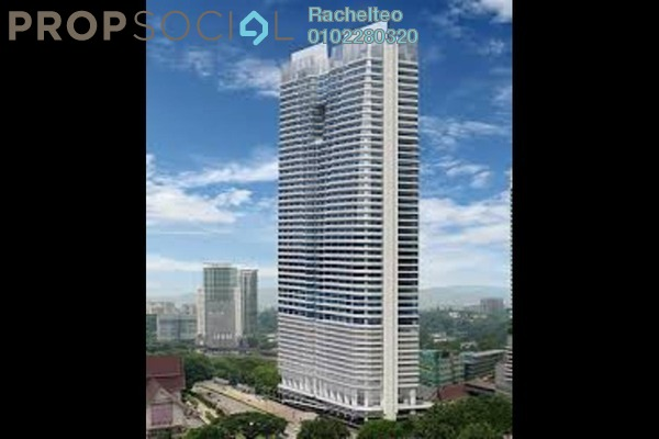 For Rent Office at Q Sentral, KL Sentral Freehold Unfurnished 0R/0B 7.51k