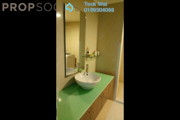 For Rent SoHo/Studio at Park View, KLCC Freehold Fully Furnished 0R/1B 2.35k