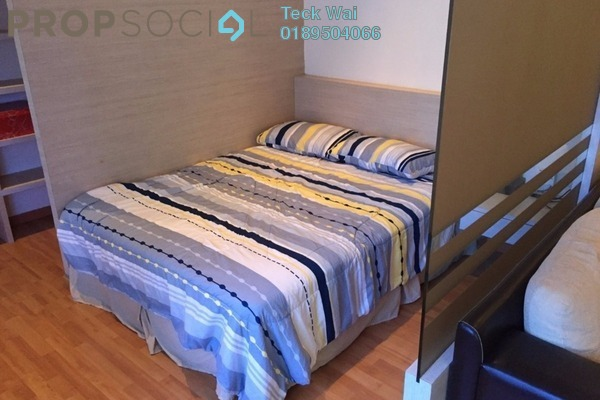 For Rent SoHo/Studio at Park View, KLCC Freehold Fully Furnished 0R/1B 2.4k