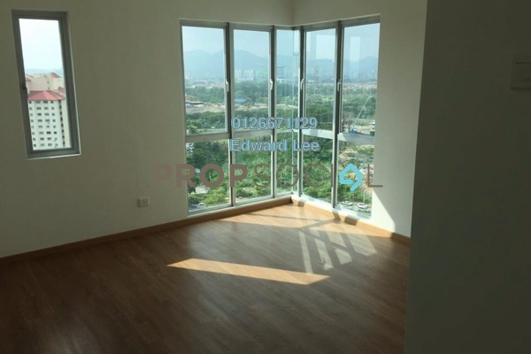 For Rent Condominium at DeSkye Residence, Jalan Ipoh Freehold Unfurnished 3R/2B 1.4k