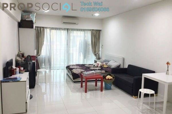 For Rent SoHo/Studio at Summer Suites, KLCC Leasehold Fully Furnished 0R/1B 2.3k