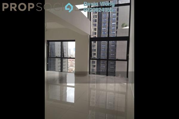 For Rent SoHo/Studio at Icon City, Petaling Jaya Leasehold Unfurnished 2R/2B 2.5k