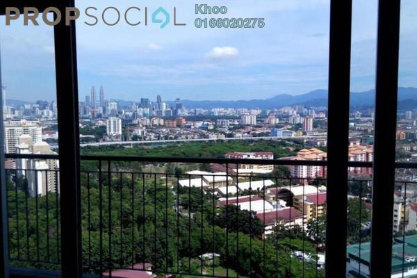 For Sale Condominium at Sky Vista Residensi, Cheras Freehold Unfurnished 3R/2B 750k