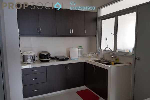 For Rent Condominium at Main Place Residence, UEP Subang Jaya Freehold Fully Furnished 3R/2B 2.15k