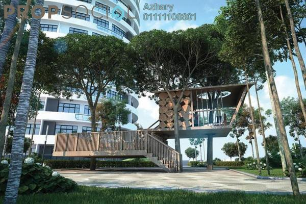For Sale Condominium at O2 City, Puchong  Semi Furnished 2R/2B 522k