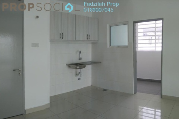 For Rent Condominium at Bayu Sentul, Sentul Leasehold Semi Furnished 3R/2B 1.7k