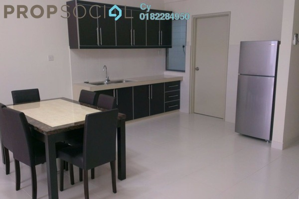 For Rent Condominium at Scenaria, Segambut Freehold Fully Furnished 2R/2B 2.35k