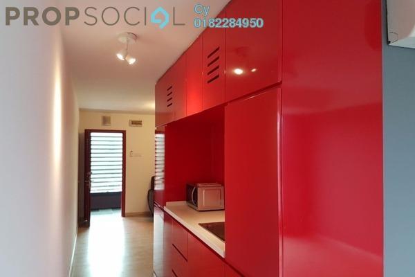 For Rent SoHo/Studio at Empire City, Damansara Perdana Leasehold Semi Furnished 0R/1B 1k