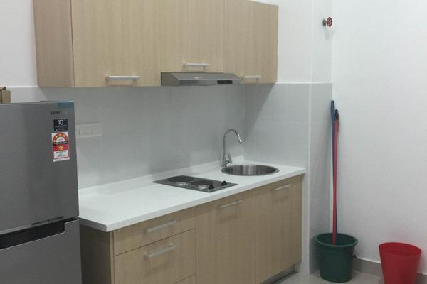 For Rent Condominium at DPulze, Cyberjaya Freehold Fully Furnished 1R/1B 1.25k