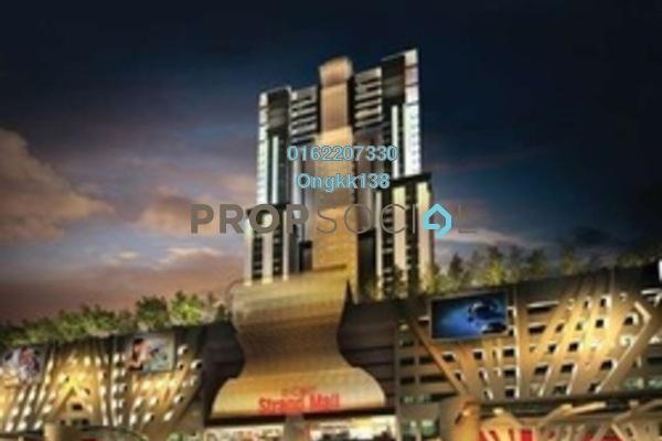 For Rent Condominium at Encorp Strand Residences, Kota Damansara Leasehold Semi Furnished 3R/3B 2.1k