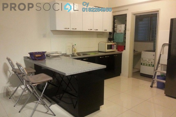 For Rent Condominium at Setia Walk, Pusat Bandar Puchong Freehold Fully Furnished 2R/2B 2.15k