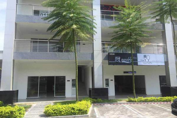 For Rent Office at Skypod, Bandar Puchong Jaya Freehold Unfurnished 0R/0B 5k