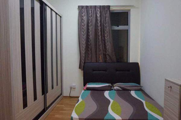 For Rent Terrace at Symphony Hills, Cyberjaya Freehold Semi Furnished 4R/4B 4k