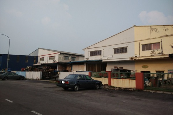 For Sale Factory at Taman Meru, Klang Freehold Unfurnished 0R/0B 3.3m