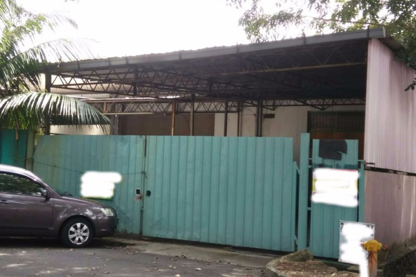 For Rent Factory at Section 16, Shah Alam Leasehold Unfurnished 0R/0B 4.6k