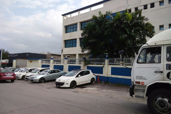 For Rent Factory at Section 51A, Petaling Jaya Freehold Unfurnished 0R/0B 30k