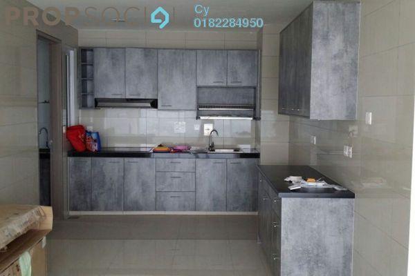 For Rent Condominium at Uptown Residences, Damansara Utama Freehold Semi Furnished 2R/3B 4.5k
