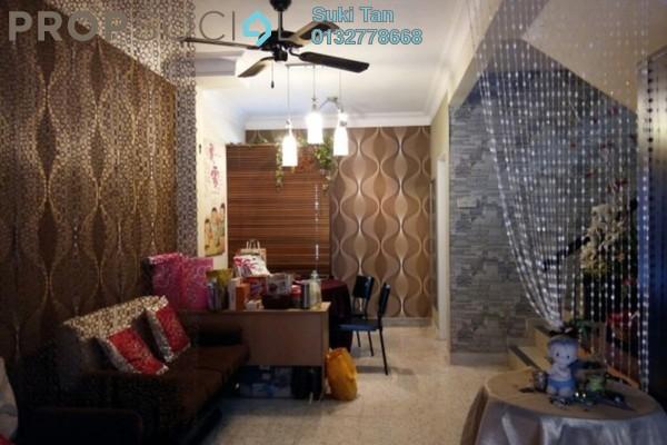 For Sale Terrace at Taman Sri Sinar, Segambut Freehold Semi Furnished 3R/2B 748k