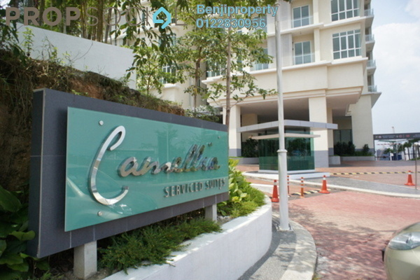 For Sale Condominium at Camellia, Bangsar South Leasehold Fully Furnished 1R/1B 630k