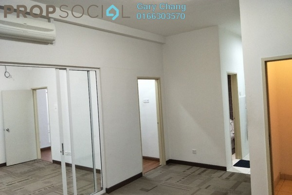 For Rent SoHo/Studio at Cova Square, Kota Damansara Leasehold Semi Furnished 0R/2B 1.6k