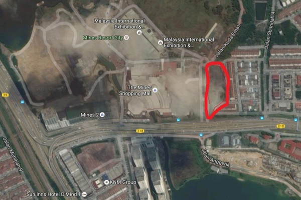 For Rent Land at Taman Sungai Besi Indah, Seri Kembangan Leasehold Unfurnished 0R/0B 34.9k