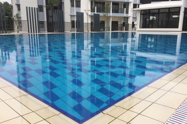 For Rent Condominium at Tamara, Putrajaya Freehold Semi Furnished 3R/2B 2k